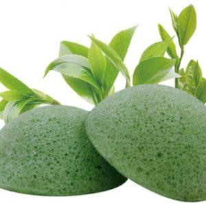 eponge-konjac-naturelle-the-vert