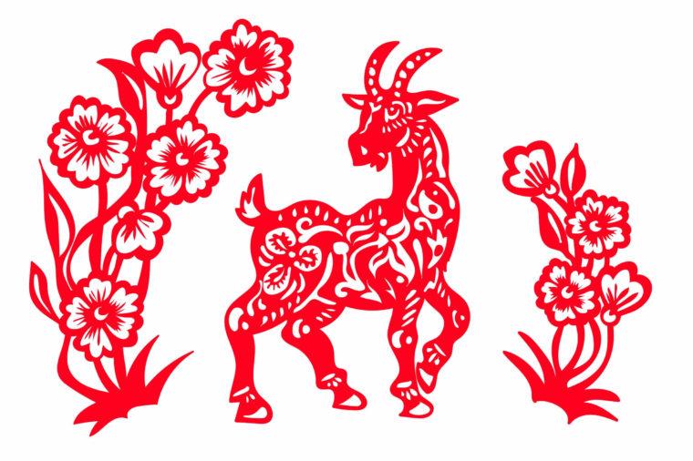 astrologie-chinoise-chevre