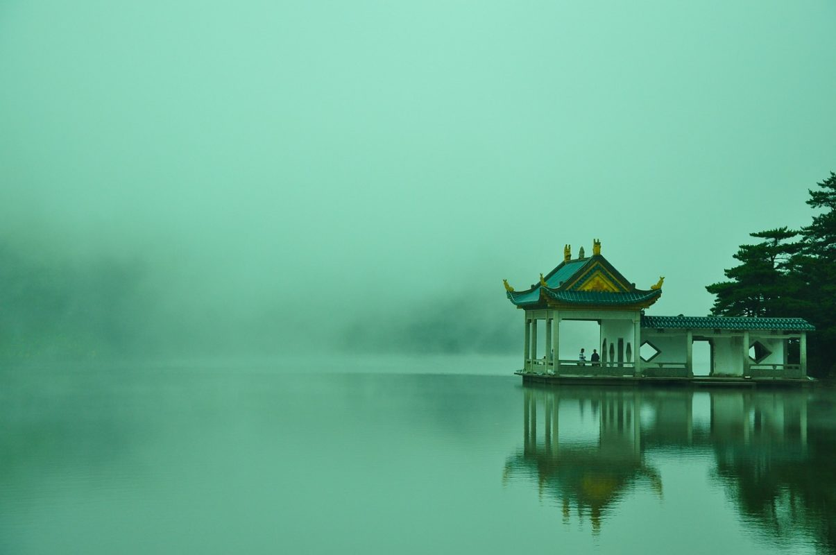 lac-lushan-chine-continent