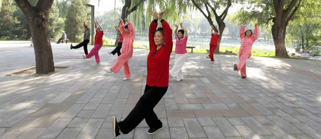 exercices-qi-gong-parc-chine