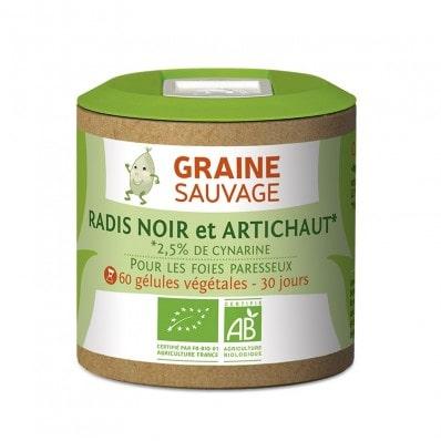 complément-alimentaire-graine-sauvage-radis-noir-artichaud