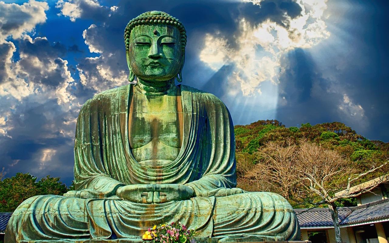 bouddha-statue-medecine-tibetaine